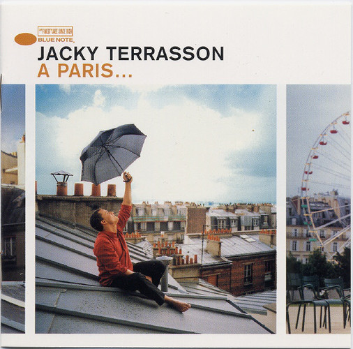 Jacky Terrason A Paris