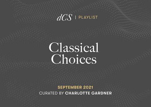 Classical Choices Sept