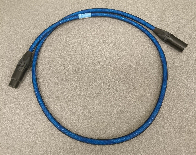 Stage Lighting Control Cable DMX 3 Pin XLR to XLR Van Damme Lead Neutrik.