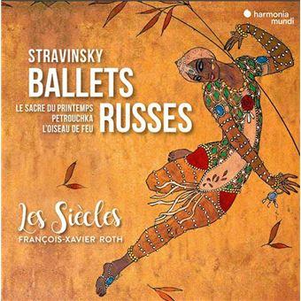 Les Siecles Ballets Russes